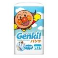 """Японские подгузники-трусики """"Genki"""" размер L, 9-14кг, 44шт"""
