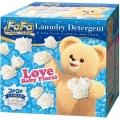 Концентрированный детский стиральный порошок NS FaFa, цветочный аромат, 900гр