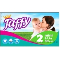 Подгузники Taffy Twin 2 (3-6кг) 44шт