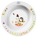 Тарелка Philips Avent 12 мес+ 450 мл SCF704/00