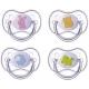 Пустышка силиконовая круглая 6-18 м Canpol Babies