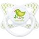 Латексная круглая пустышка Canpol Babies Каникулы, 0-6 месяцев
