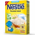 Каша молочная Nestle рисовая 250г 4 мес