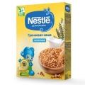 Каша Nestle молочная гречневая c бифидобактериями с 4 месяцев
