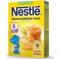 Каша безмолочная Nestle 5 злаков (с 6 мес.) 200 г