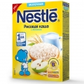 Каша молочная Nestle рис/яблоко с 5 мес 250г