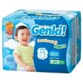"""Японские подгузники-трусики """"Genki"""" размер L, 9-14кг, 30шт"""