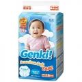 """Японские подгузники """"Genki"""" размер М, 6-11кг, 64шт"""