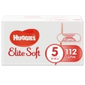 Подгузники Huggies Elite Soft 5 (12-22 кг) 112шт.