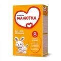 Детское молочко Малютка 3 (с 12 мес) 350г