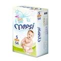 """Подгузники """"Mepsi"""" S 54 (4-9kg)"""