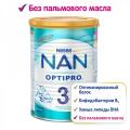 Детское молочко  NAN®3 OPTIPRO®, с 12 мес 400 г