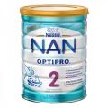 Сухая молочная смесь NAN®2 OPTIPRO®, с 6 мес 800 г