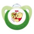 Пустышка ортодонтическая NUK  Disney 1 шт с 6-18 мес. Силикон