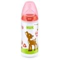 Бутылка NUK Детское счастье красная FC+ 300мл