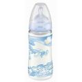 Бутылка NUK FC+ 300 мл  Baby Blue PP