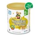 Молочная смесь Similac Премиум 2 6-12 мес 400 гр