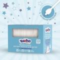 Ватные палочки YokoSun для детей, с ограничителем, 100шт