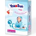 YokoSun Детские одноразовые пеленки 60*90см 10 шт