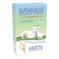 Бибикаша Бибиколь овсяная на коз молоке (с 5 мес.) 250 г