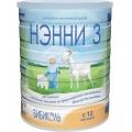 НЭННИ 3 Сухой молочный напиток для детей от 1 года, 800гр
