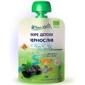 Пюре Fleur Alpine чернослив (пауч), 90 гр,с 4 мес