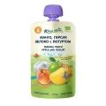 Пюре Fleur Alpine Органик манго-персик-яблоко-йогурт пауч 120г с 6месяцев