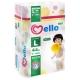 Трусики-подгузники Mello размер L (9-14 кг) 44 шт
