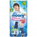 """Японские трусики """"Moony"""" для мальчиков, оригинал,  размер B.Big, 13-25 кг, 26шт"""