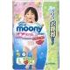 """Японские трусики """"Moony"""" для девочки, размер L, 9-14 кг, 54 шт"""