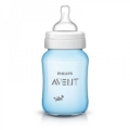 Philips AVENT Бутылочка для кормления серии Classic+ голубая  260 мл