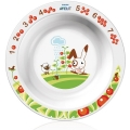 Avent Глубокая тарелка большая с 12м