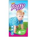 Подгузники Taffy Standart 4 (7-18кг) 9шт