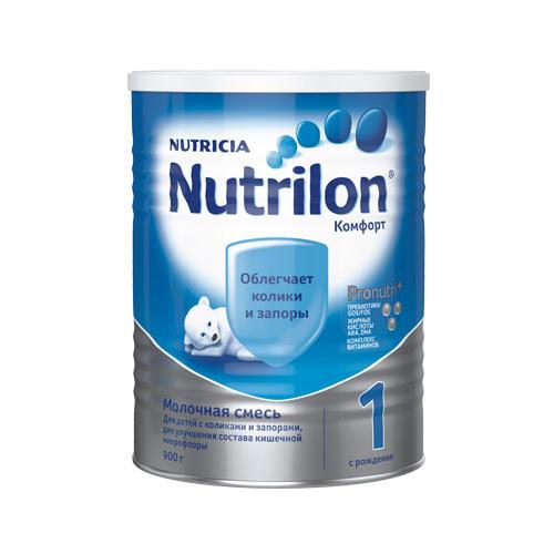 нутрилон с рождения 1 сухая молочная смесь фото