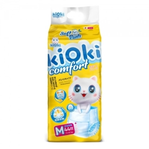Трусики Kioki COMFORT SOFT M (6-11кг.), 44 шт.