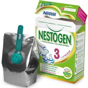 Детское молочко Nestogen 3 (с 12 мес.) 700 г