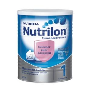 Сухая молочная смесь Nutrilon Гипоаллергенный 1 (с рождения) 400 г