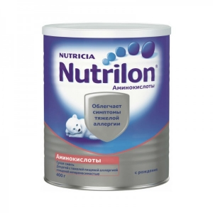 Сухая молочная смесь Nutrilon Аминокислоты 400 г