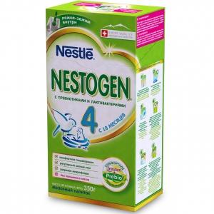 Детское молочко Nestogen 4 (с 18 мес.) 350 г