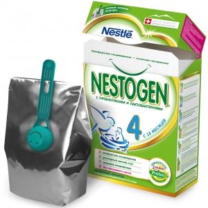 Детское молочко Nestogen 4 (с 18 мес.) 700 г