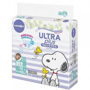 Подгузники Ultra plus NB (0-5 кг) 1шт