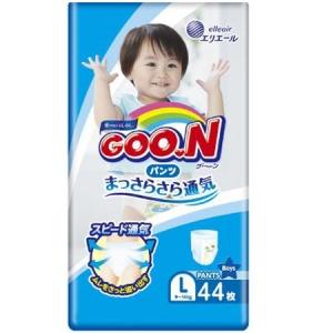Подгузники-трусики для мальчиков Goon L 9-14кг 44шт